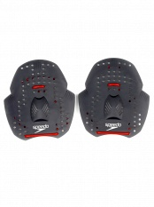 Лопатки для плавания POWER PADDLE, Speedo 8-027610006 серый