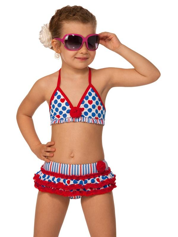 Детский купальник  от a до я 5